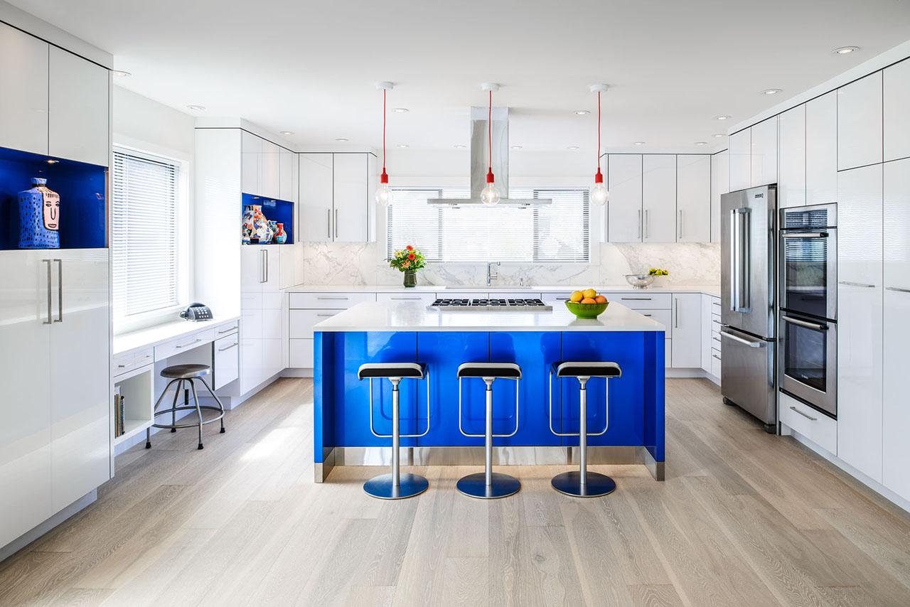 Kitchens | iDesignArch | Interior Design, Architecture ... on Ultra Modern Luxury Modern Kitchen Designs  id=94710