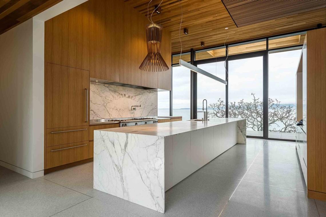 Inspiring Contemporary Luxury Custom Kitchen Designs ...