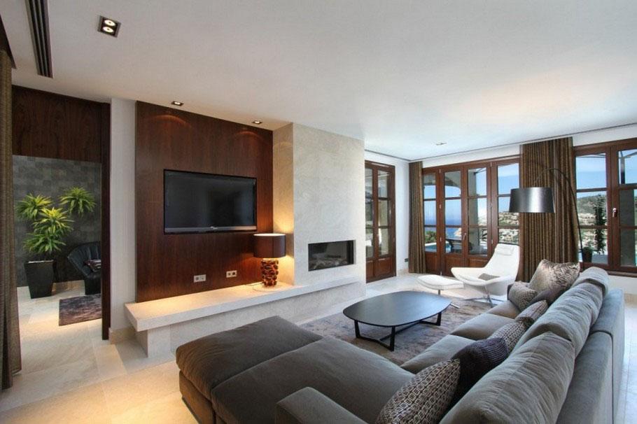 Luxury Kitchen Family Rooms