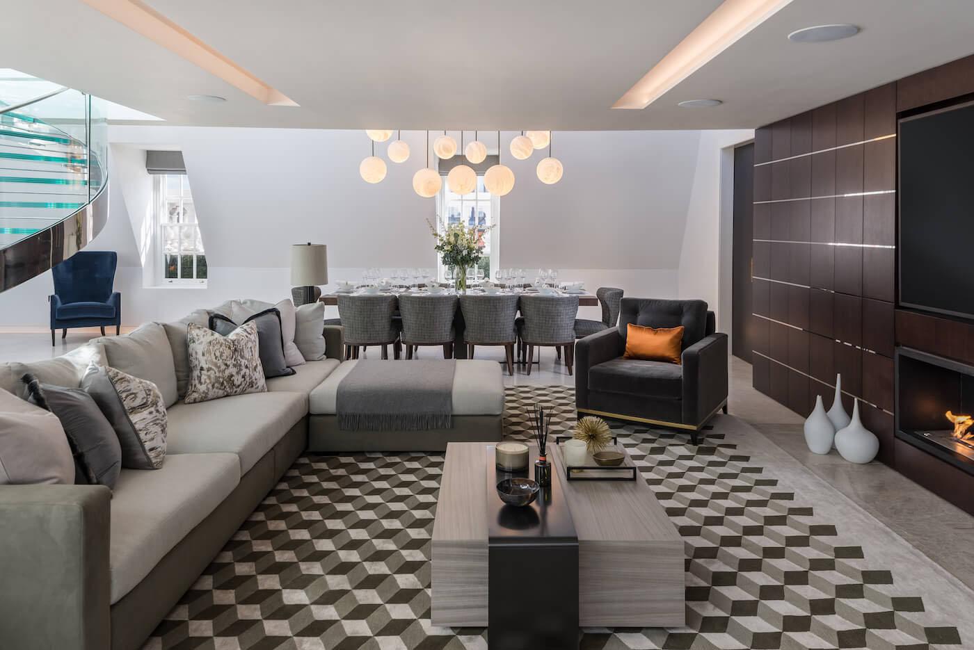 Mayfair House Luxury Penthouse Apartment London 4