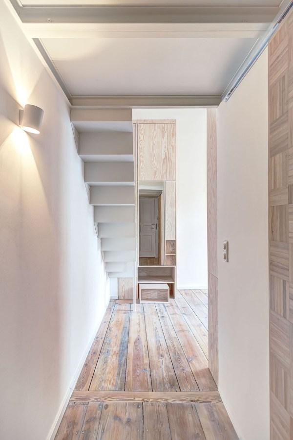 Bright Modern Micro Studio Apartment In Berlin