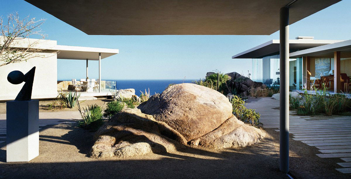 Modern House With Breathtaking Ocean View In Cabo San