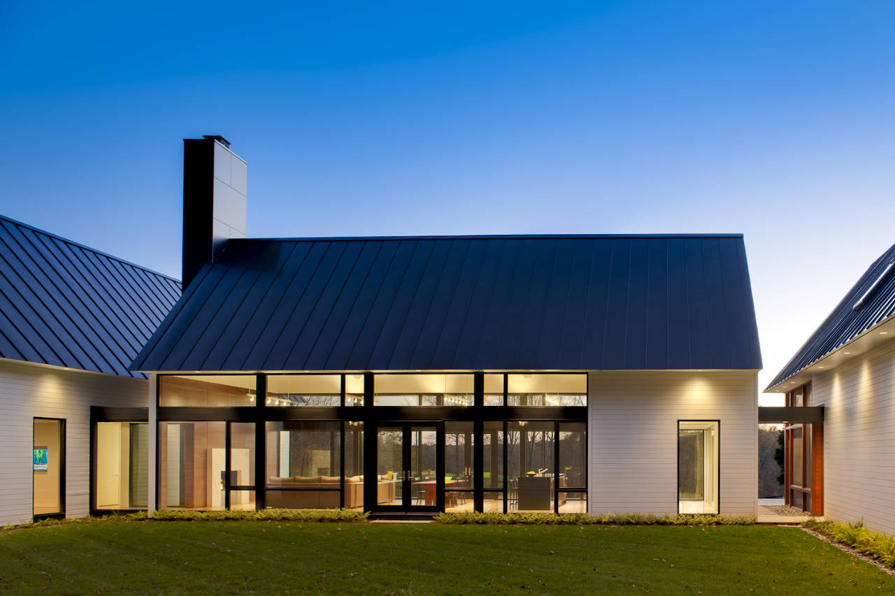 Modern House In Virginia Countryside   iDesignArch ... on Modern Style Houses  id=28907