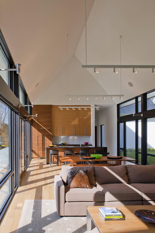 Architectural House Design Floor Plan