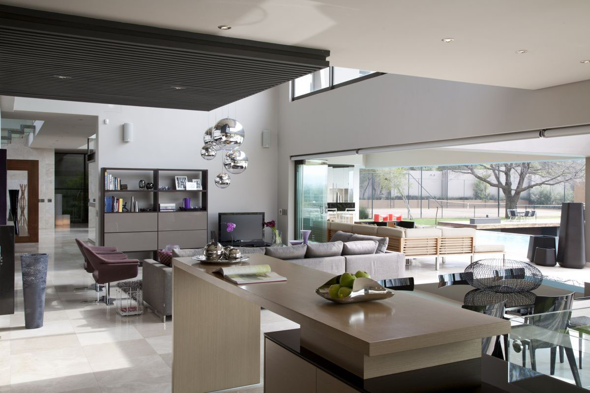 Modern Luxury Home In Johannesburg | iDesignArch ... on Interior:ybeqvfpgwcq= Modern House Ideas  id=45576