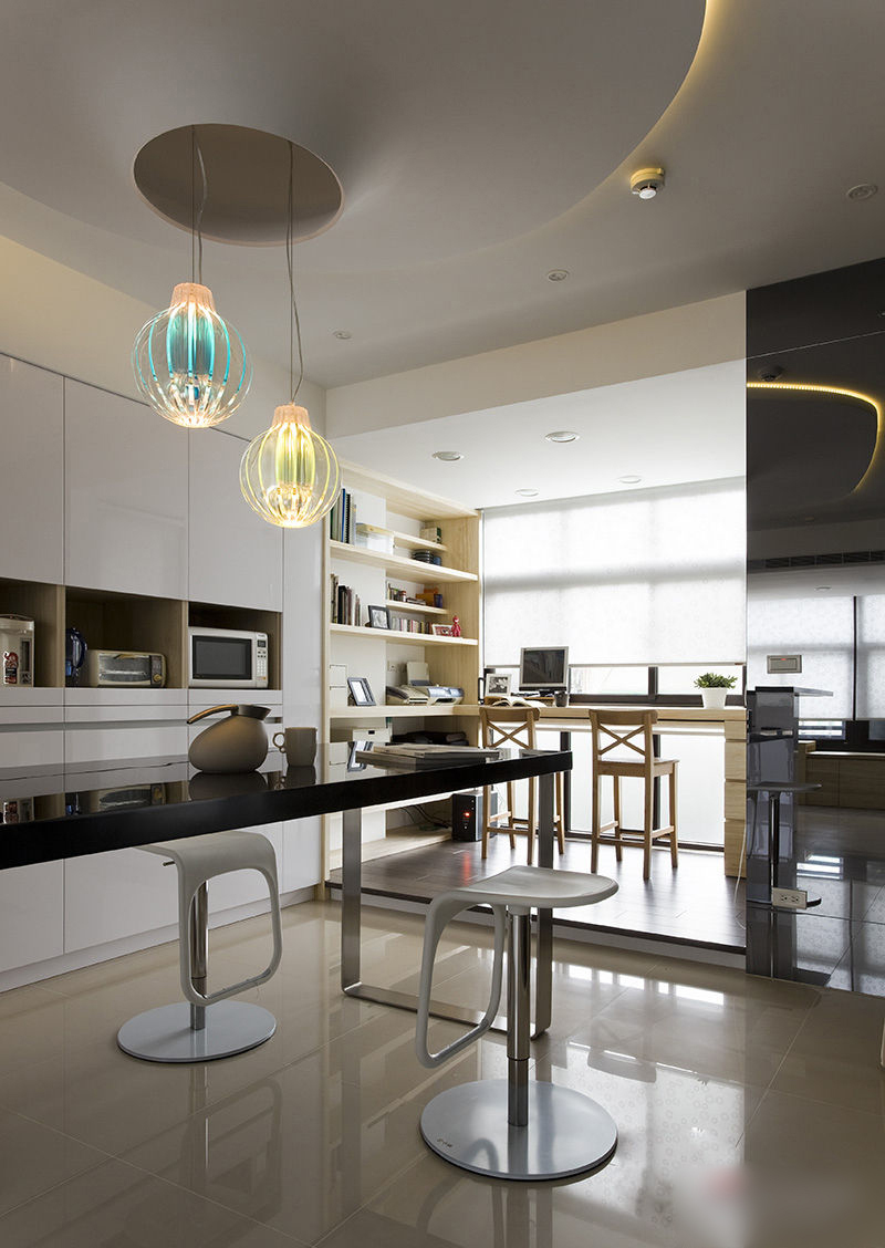 Contemporary Kitchen Interior Design
