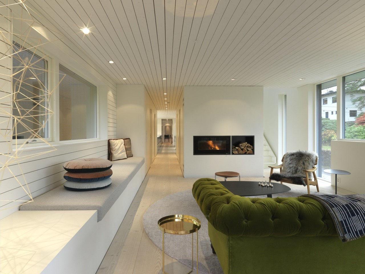 Modern Villa Bergen Norway1