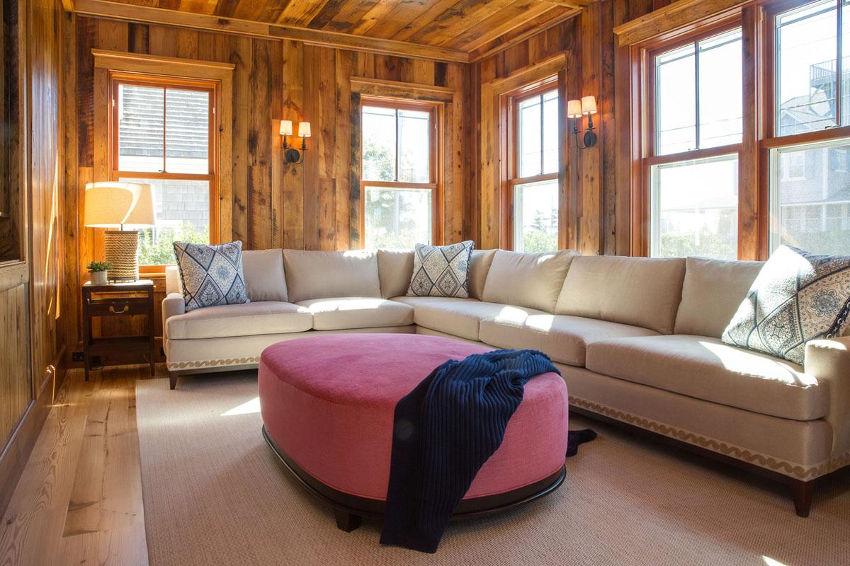 Nantucket Waterfront Home Simplistic Elegant Contemporary Decor IDesignArch Interior Design