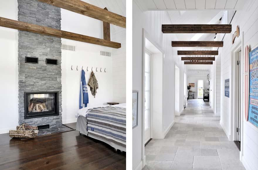 New England Style Dream Villa In Sweden Idesignarch