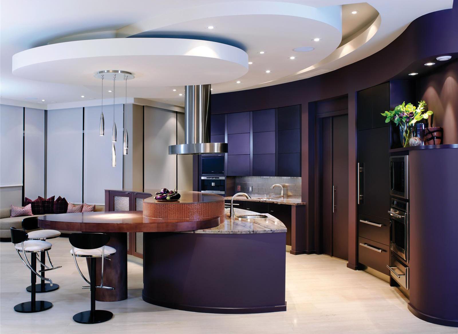 open contemporary kitchen design ideas | idesignarch | interior