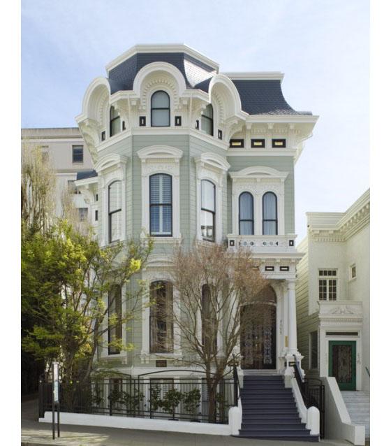 Stunning Victorian House In San Francisco IDesignArch Interior Design Architecture