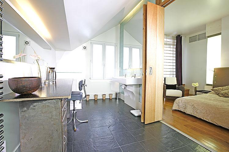 Luxury Designer Loft Apartment In Paris IDesignArch