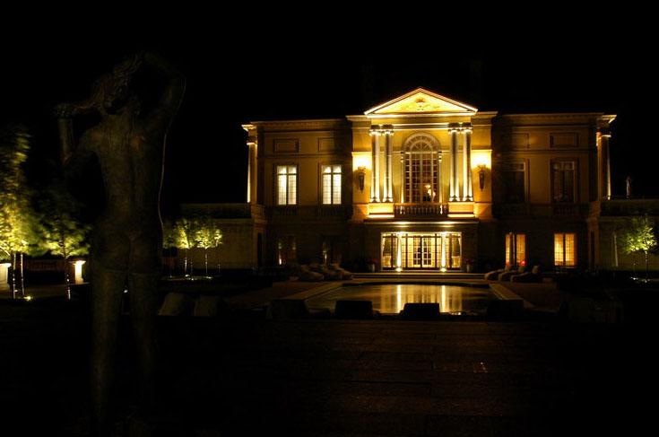 Billionaire Paul Desmarais Stunning Estate Idesignarch