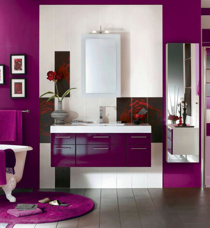 Radiant Orchid 2014 Colour Of The Year IDesignArch