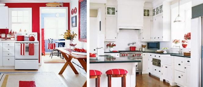 Kitchen Ideas Red Accessories kitchen ideas red accessories - kitchen design