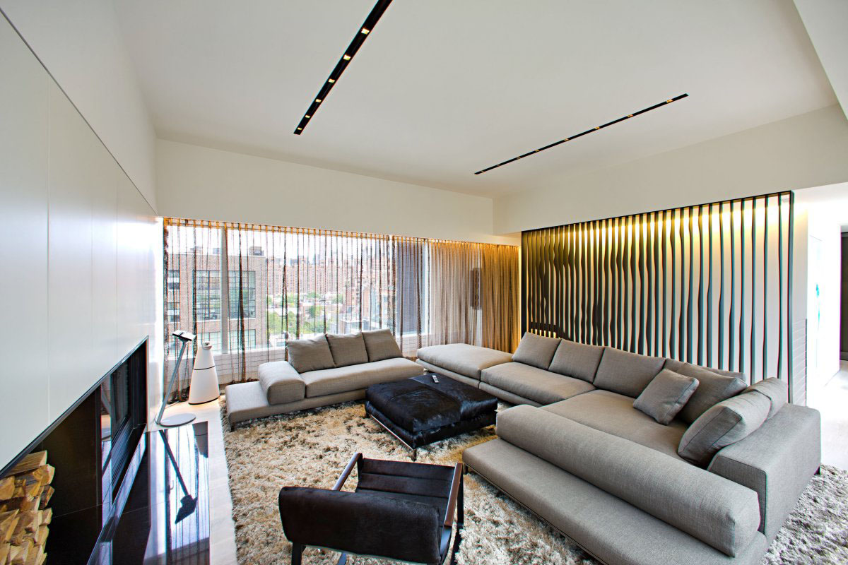 Remodelled Rooftop Apartment In New York IDesignArch Interior Design Architecture