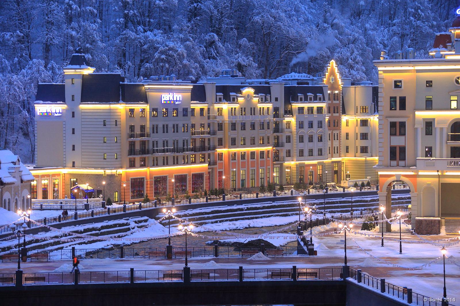 Rosa Khutor Alpine Resort 2