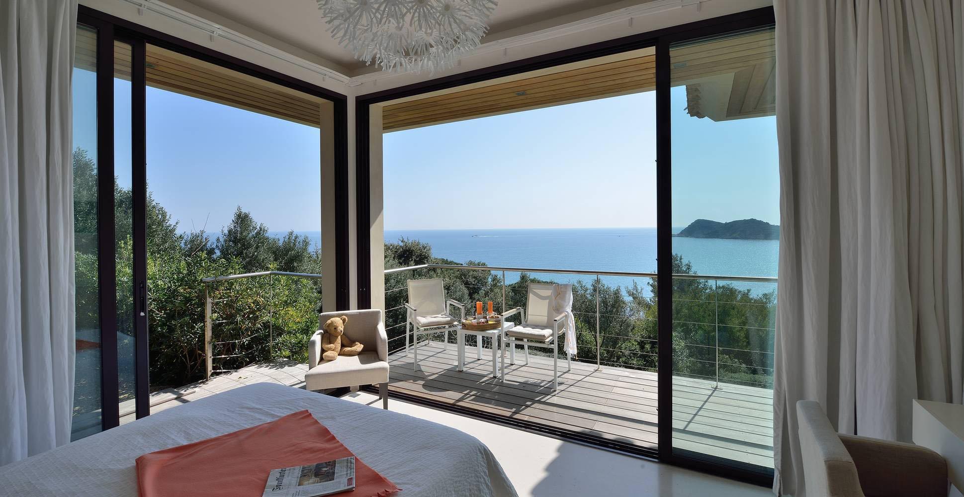 Provenal Style Villa In Saint Tropez With Stunning Ocean View IDesignArch Interior Design