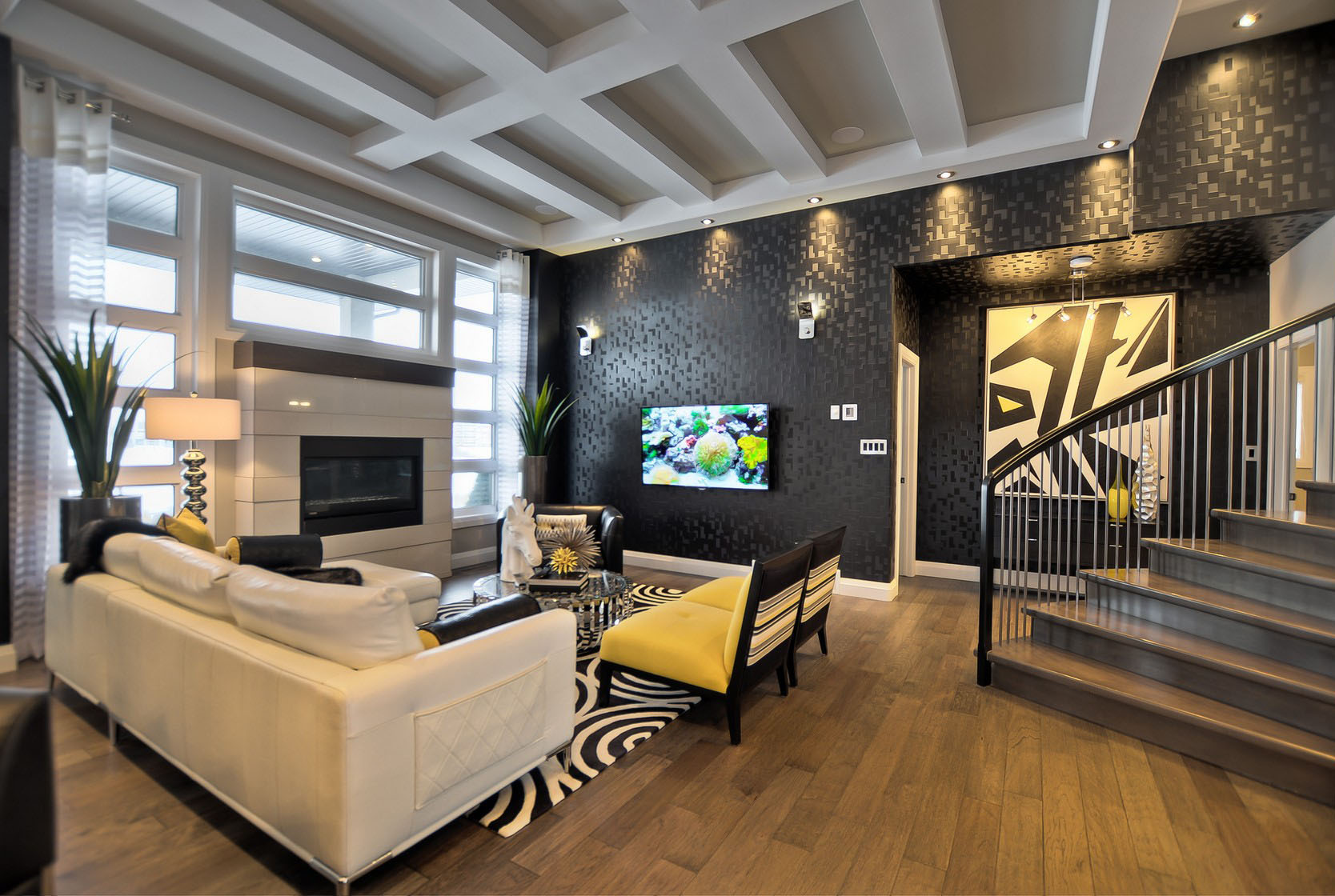 Contemporary Custom Dream Home In Saskatoon With Inspiring ... on Dream Home Interior  id=48555