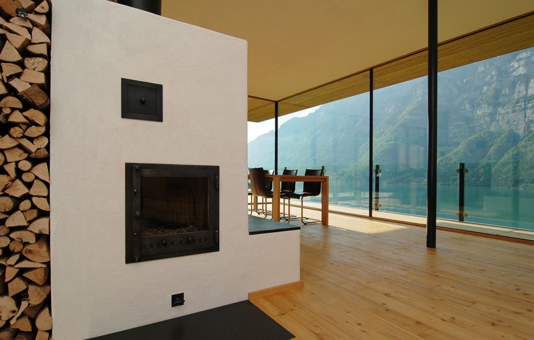 Modern House By The Lake In Switzerland | iDesignArch ... on Interior:ybeqvfpgwcq= Modern House  id=55254