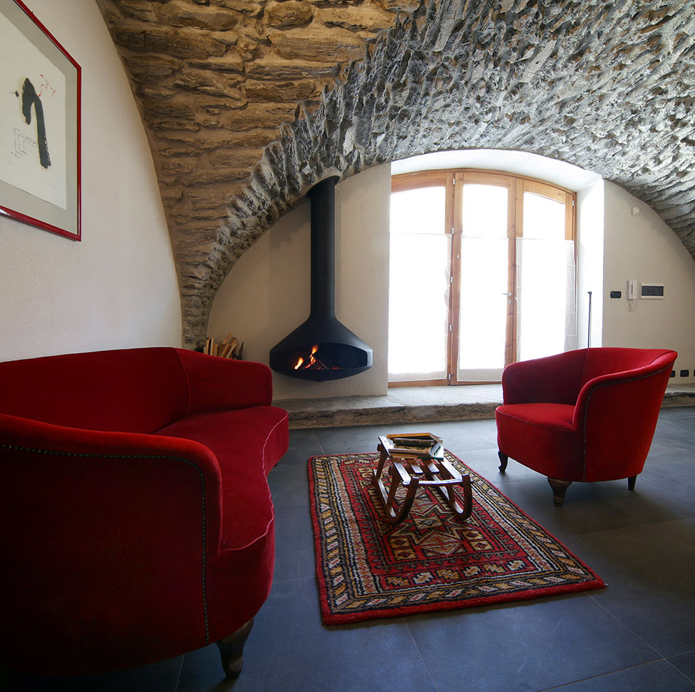 Modern Apartments In Restored Historical Village In