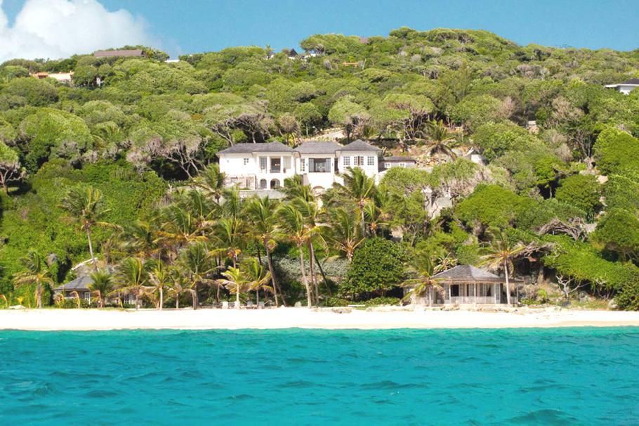 Sunrise House Luxury Villa In Mustique IDesignArch