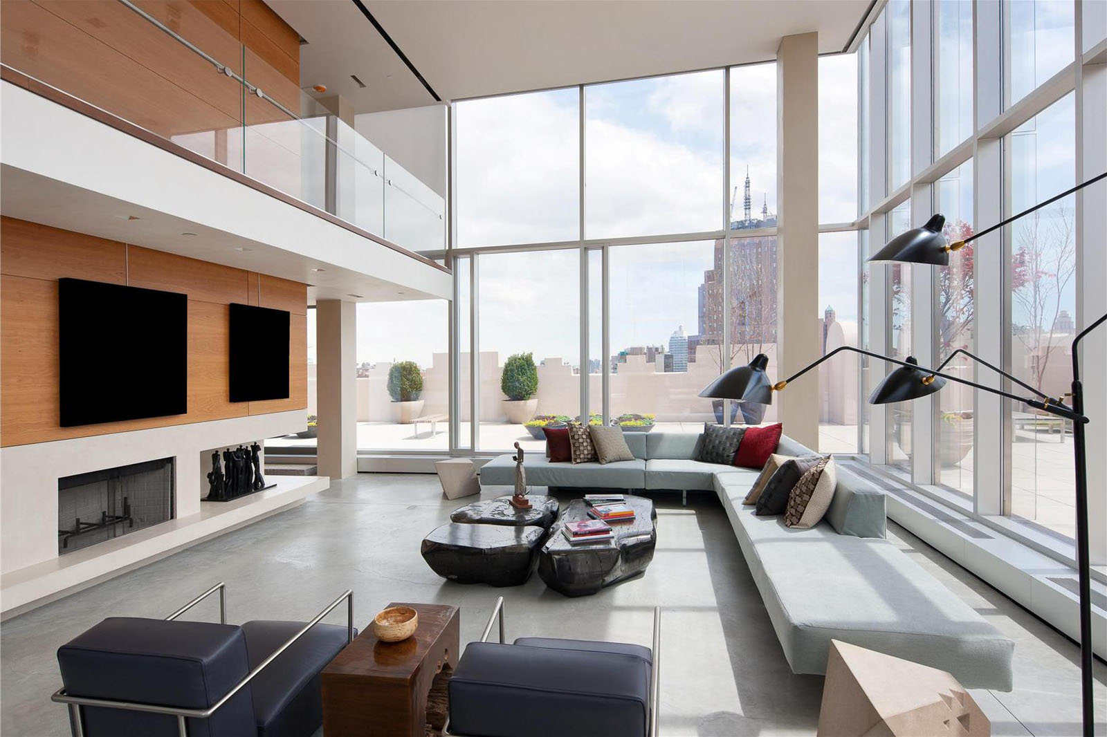 The Ultimate Manhattan Penthouse In Tribeca IDesignArch