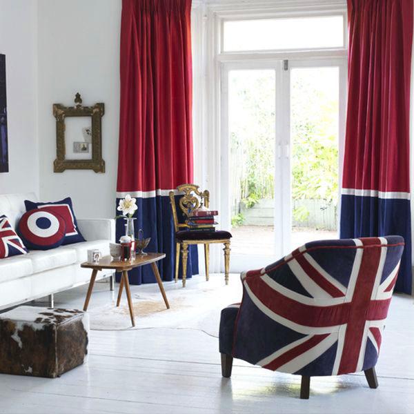 Union Jack Home Decor