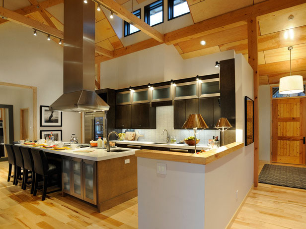 Gorgeous Mountain Dream Home In Vermont | iDesignArch ... on Dream Home Interior  id=24839