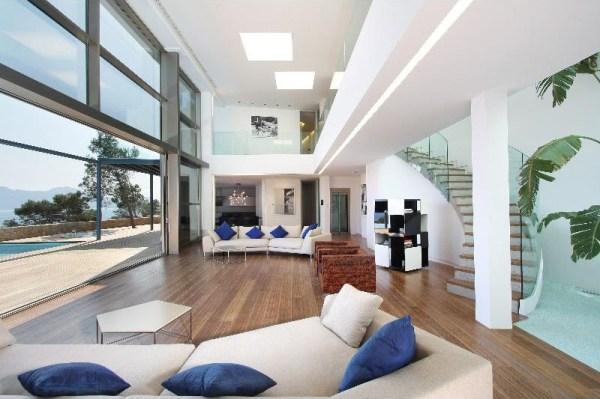 Modern Waterfront Villa In Mallorca iDesignArch