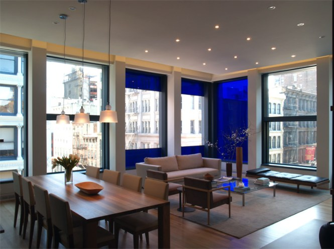 Modern Design For Apartment In New York