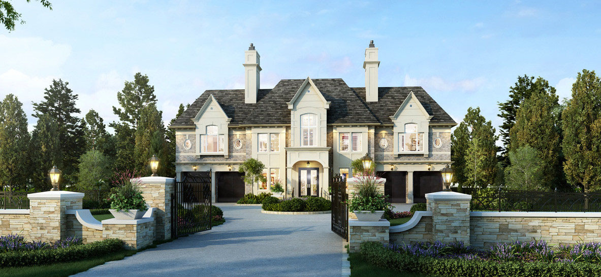Luxury Millionaire Mansion With Impeccable Architecture