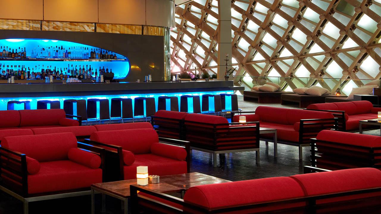 Yas Viceroy Abu Dhabi Hotel Idesignarch Interior