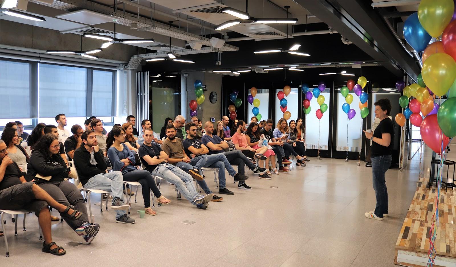 A presentation by the Palo Alto Networks LGBTQIA+ Employee Network