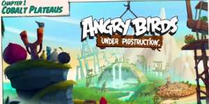Angry Birds Under Pigstruction Angry Birds 2