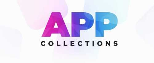 App Collections aplicatii