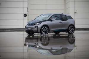 BMW i3 masina Apple