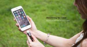 Cablu iPhone 128 GB spatiu stocare