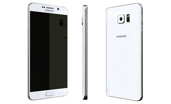 Samsung Galaxy Note 5 imagini presa 1