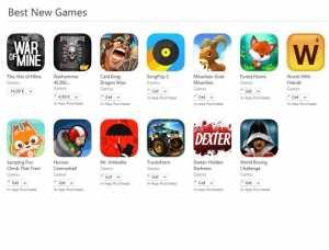 best new games iulie 2015