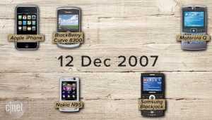 evolutie smartphone