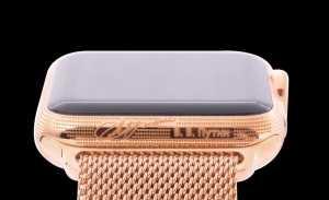 Apple Watch aur semnatura putin