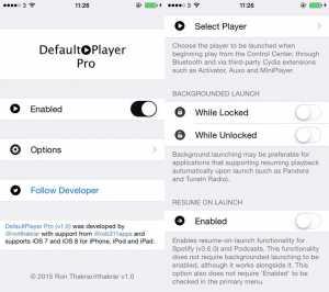 DefaultPlayer Pro