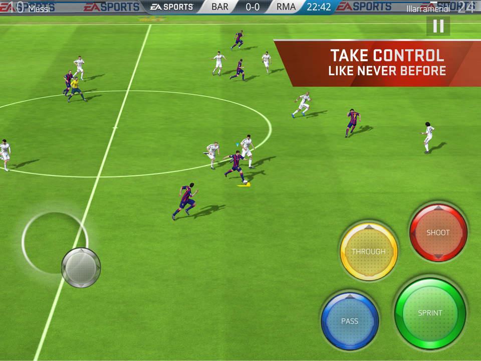 EA SPORTS FIFA 1