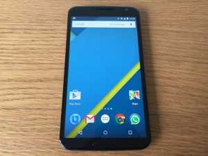 Google Nexus specificatii
