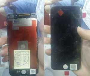 ecranul iPhone 6S