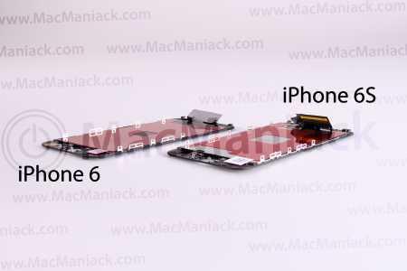 ecranul iPhone 6S imagini 10