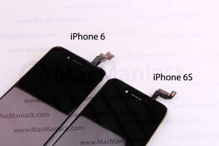 ecranul iPhone 6S imagini 11