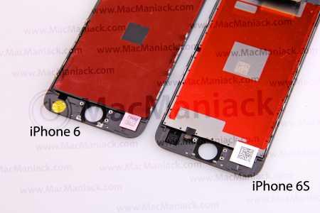ecranul iPhone 6S imagini 12