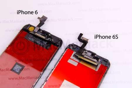 ecranul iPhone 6S imagini 13